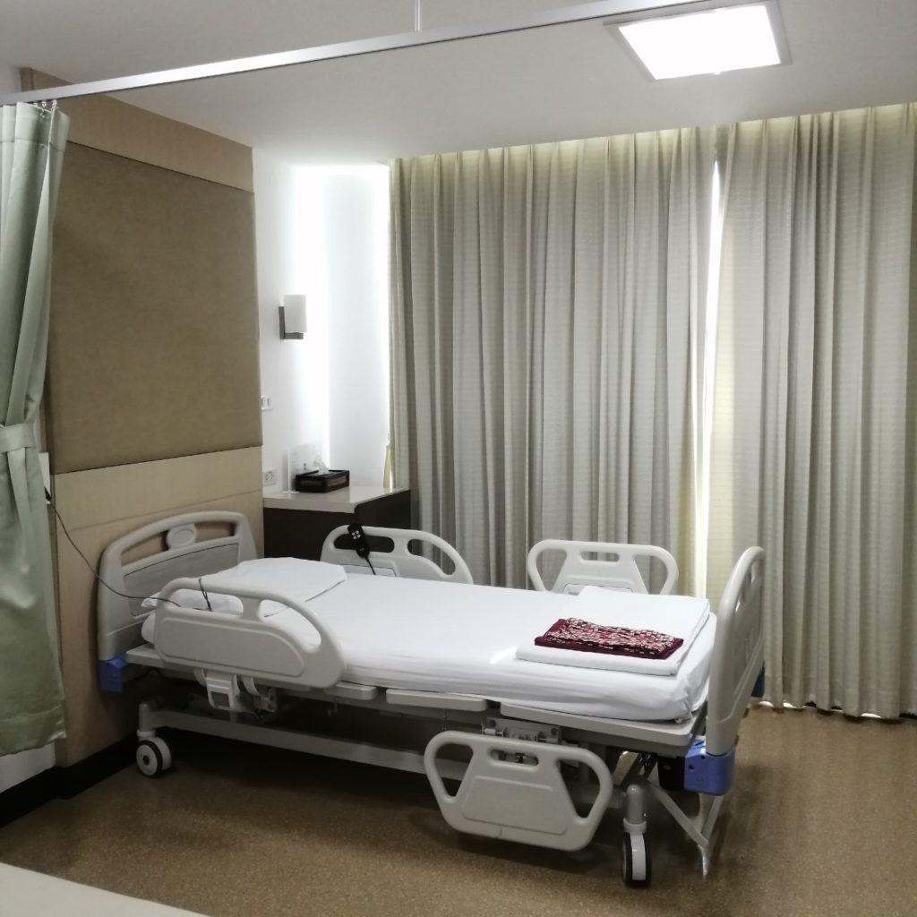 ガモンの病室